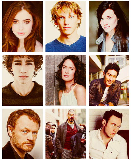 Hodge city of bones