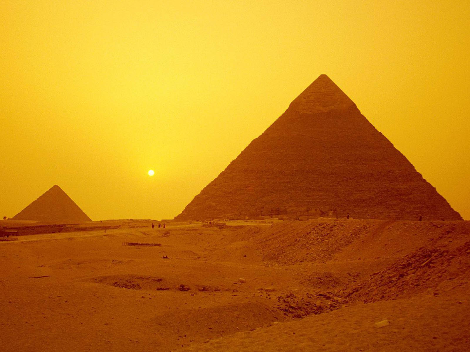 pyramid background - photo #27