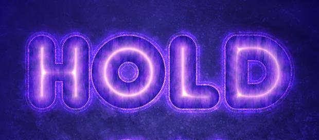 Photoshop in Purple Laser Text Effect