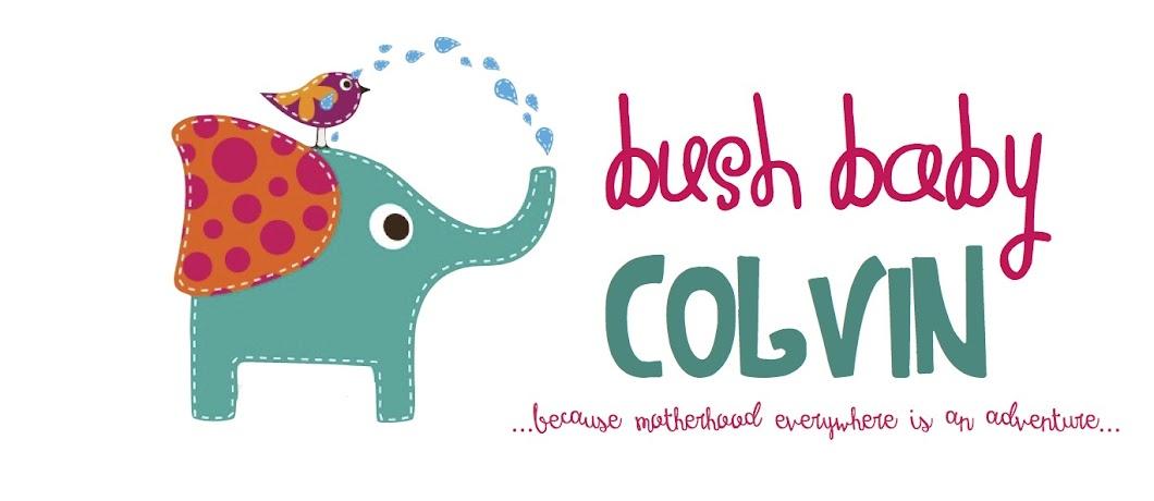 bush baby colvin