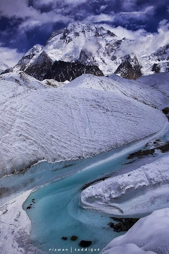 Baltoro Muztagh Range Karakoram Pakista