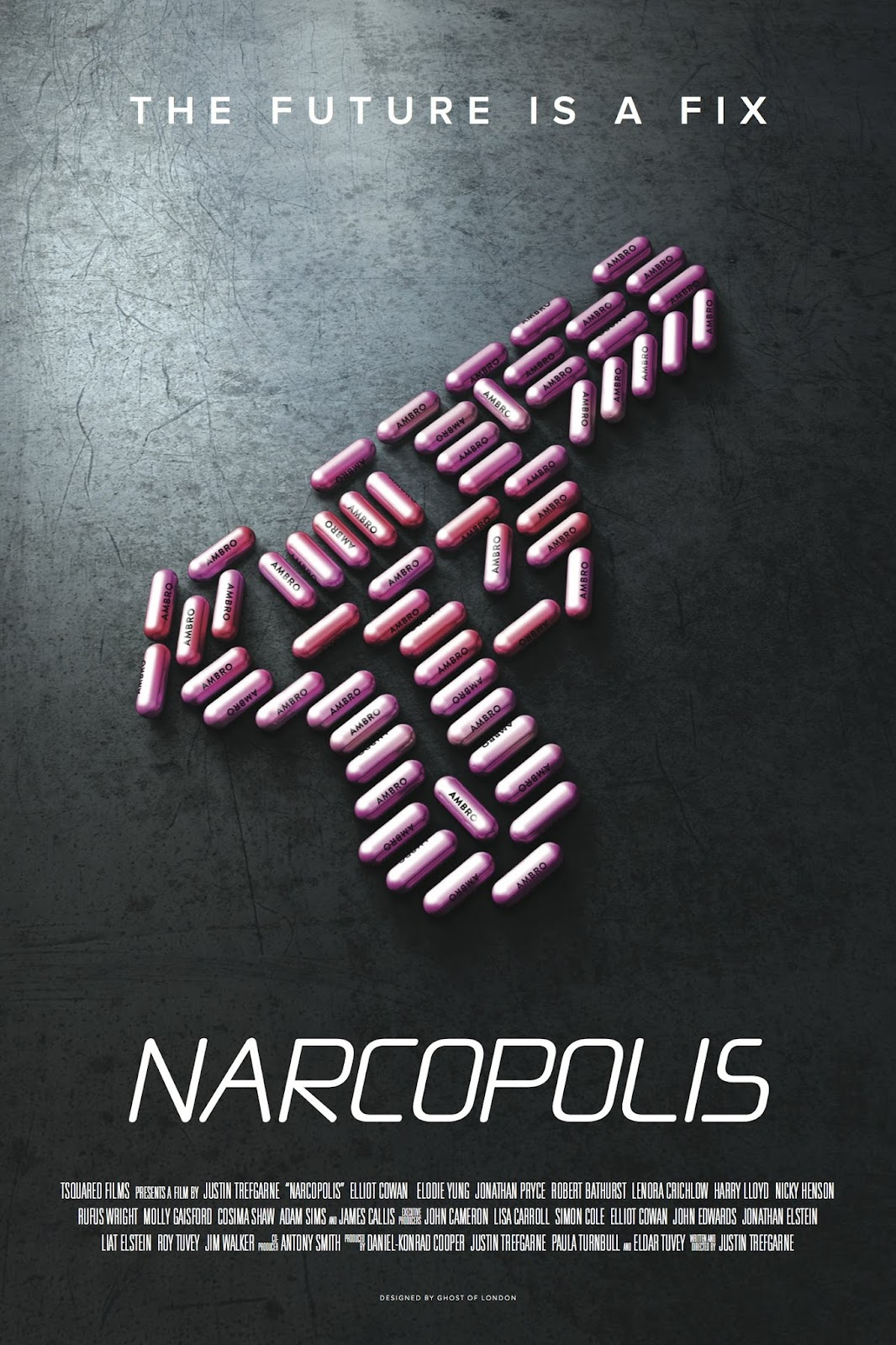 Narcopolis Teaser Poster