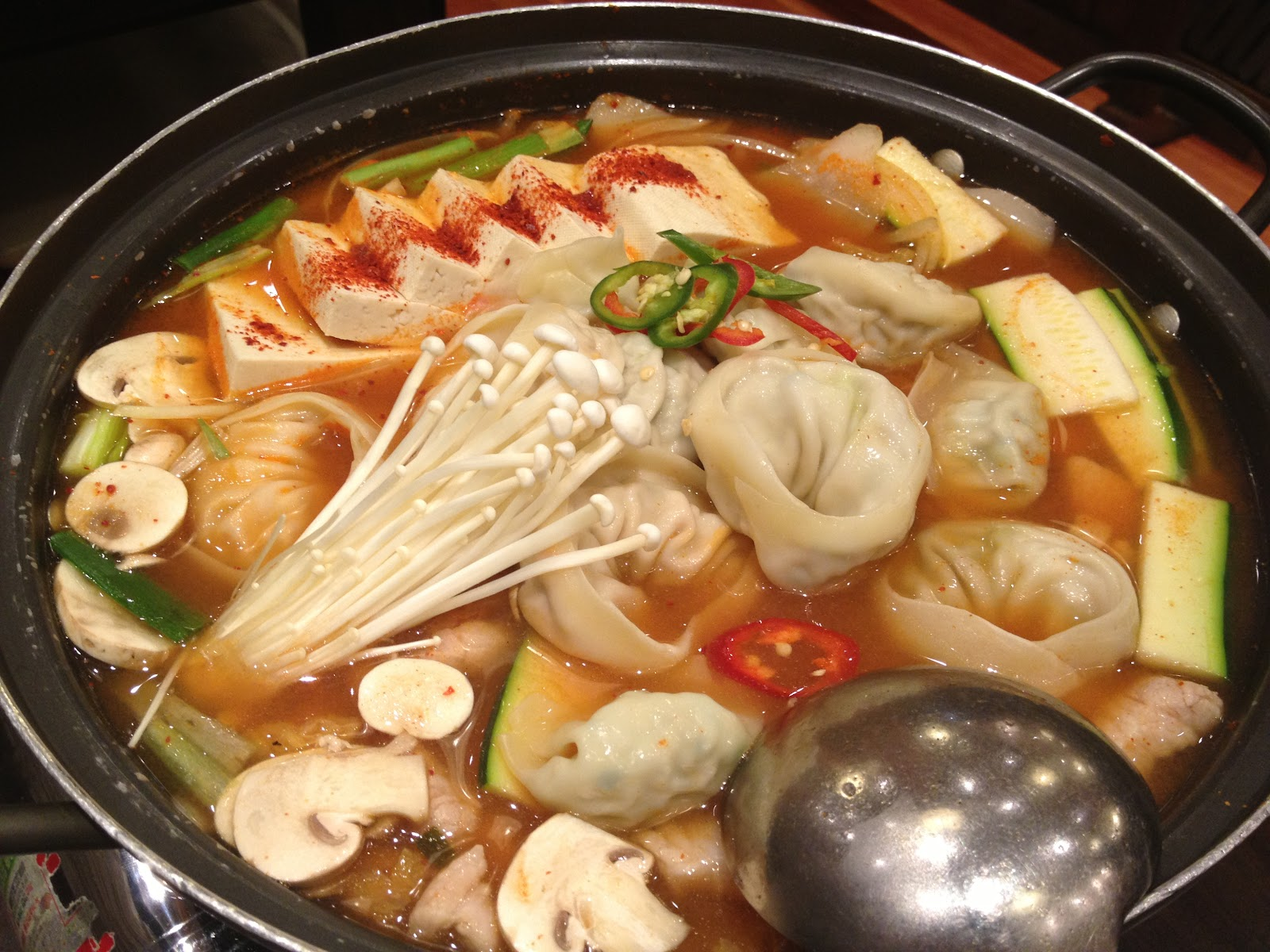Asian restaurants in melbourne oriental spoon korean for Asian cuisine melbourne