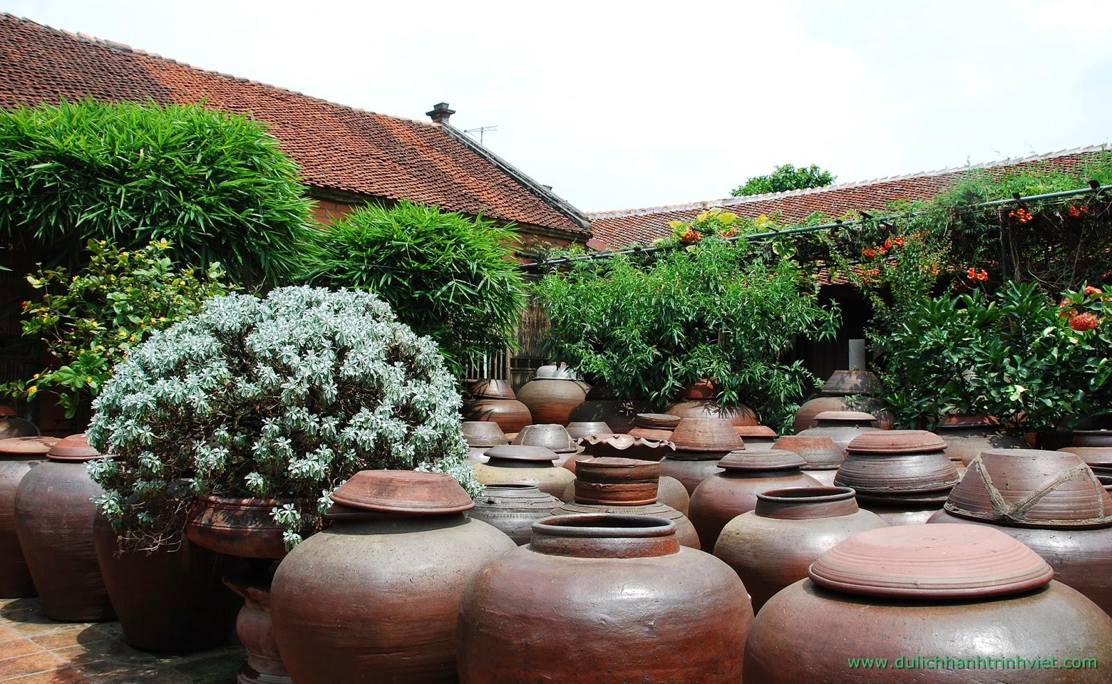 Ancient village de Duong Lam, Hanoi