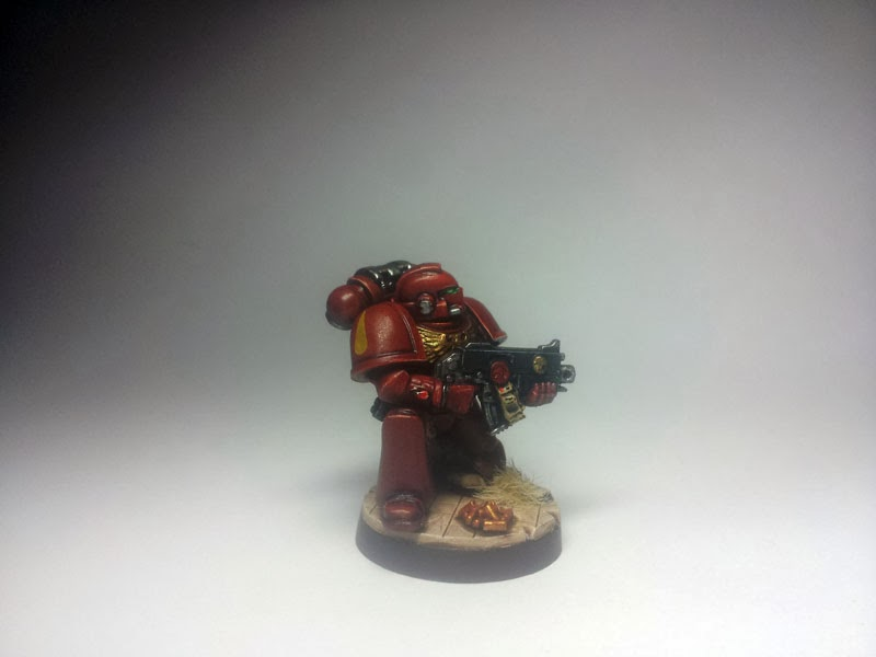 BLOOD ANGELS - WARHAMMER 40.000 5-4