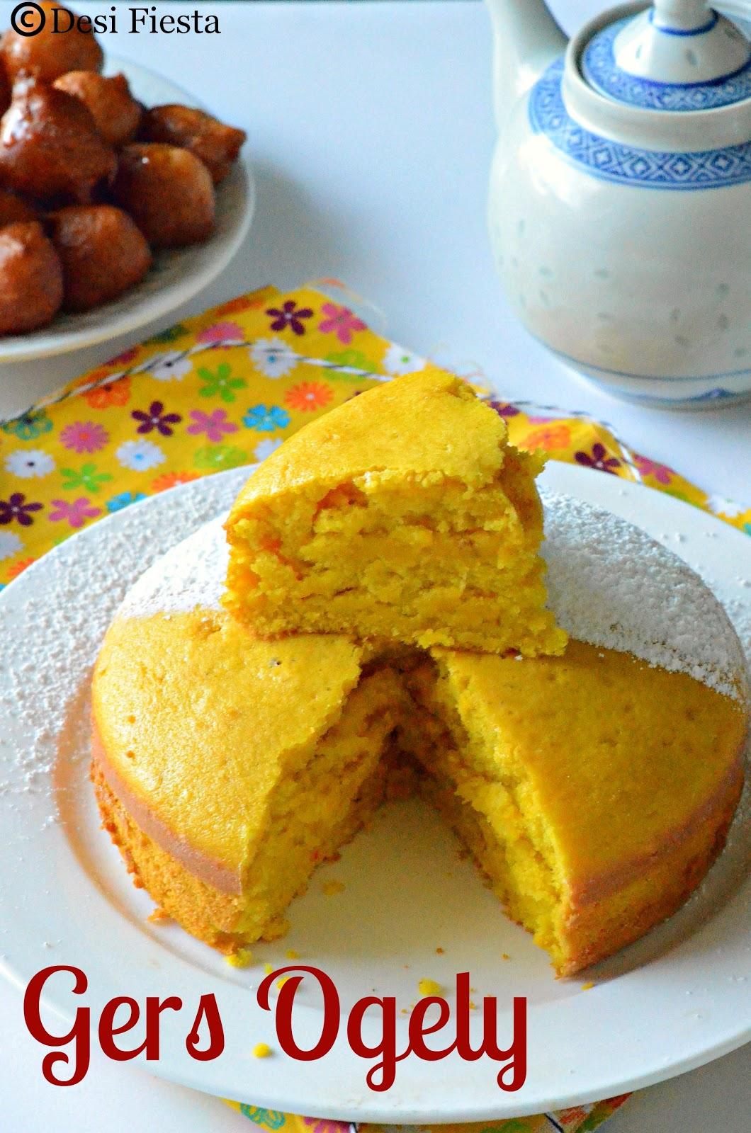 Desserts and Tea time snacks recipe