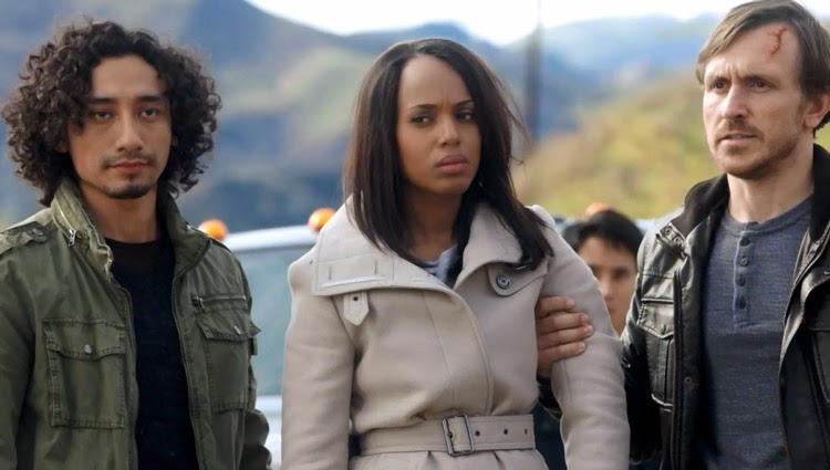 "Scandal - No More Blood - Review: ""PTSD Inbound"""