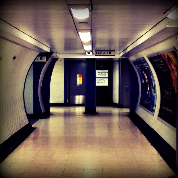 St Pancras Underground