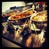 Recensioni Gustose Capra e Cavoli Milano buffet caldo 2