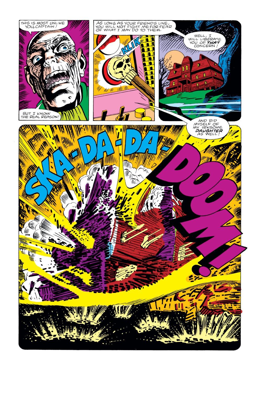 Captain America (1968) Issue #299 #227 - English 23