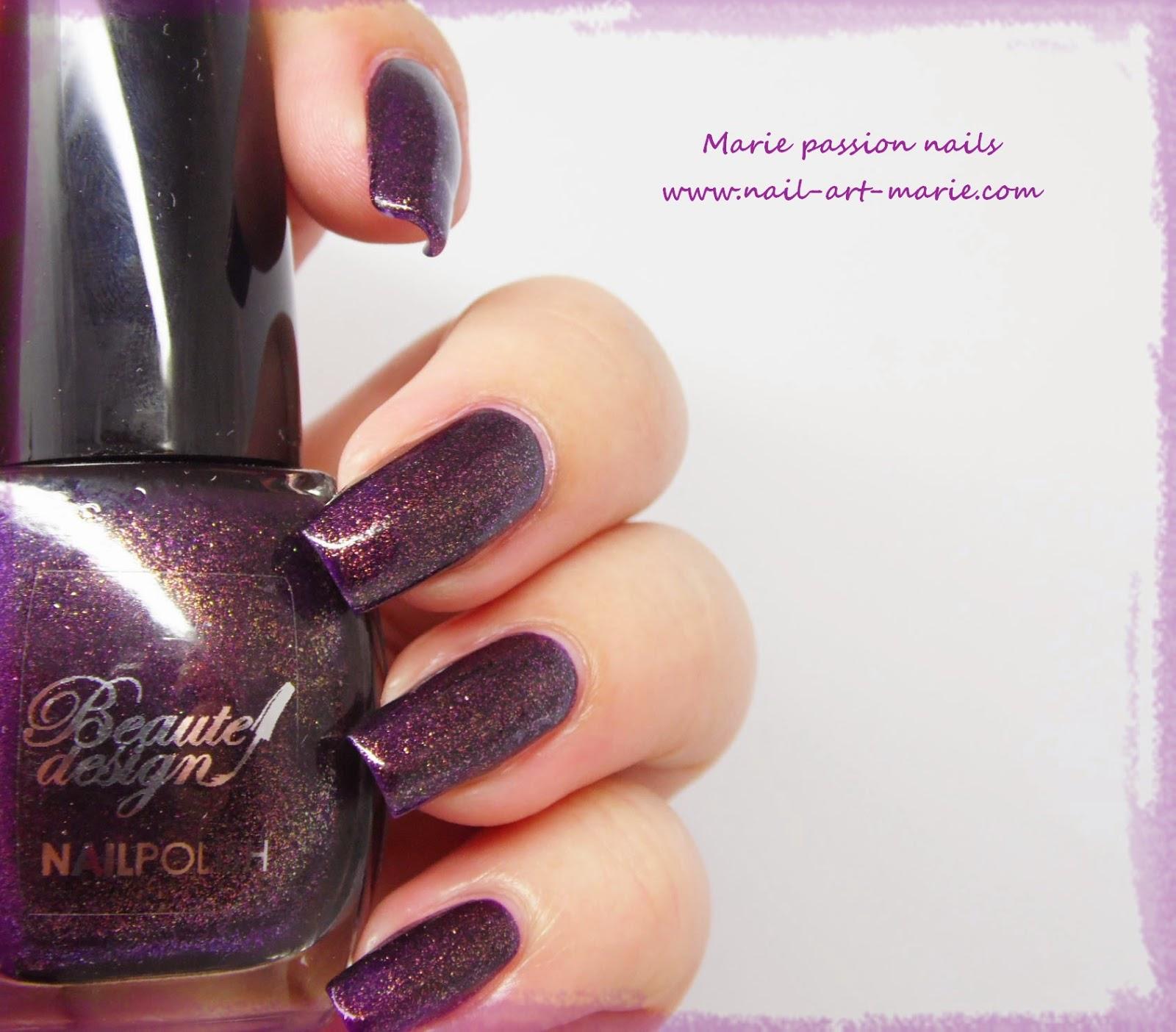 Beautedesign Violet Métallisé4