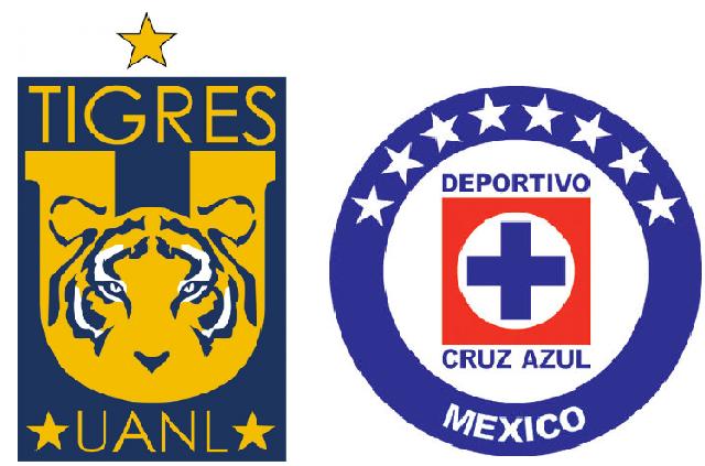 Trasmision en vivo Tigres vs Cruz Azul jornada 13 liga mx