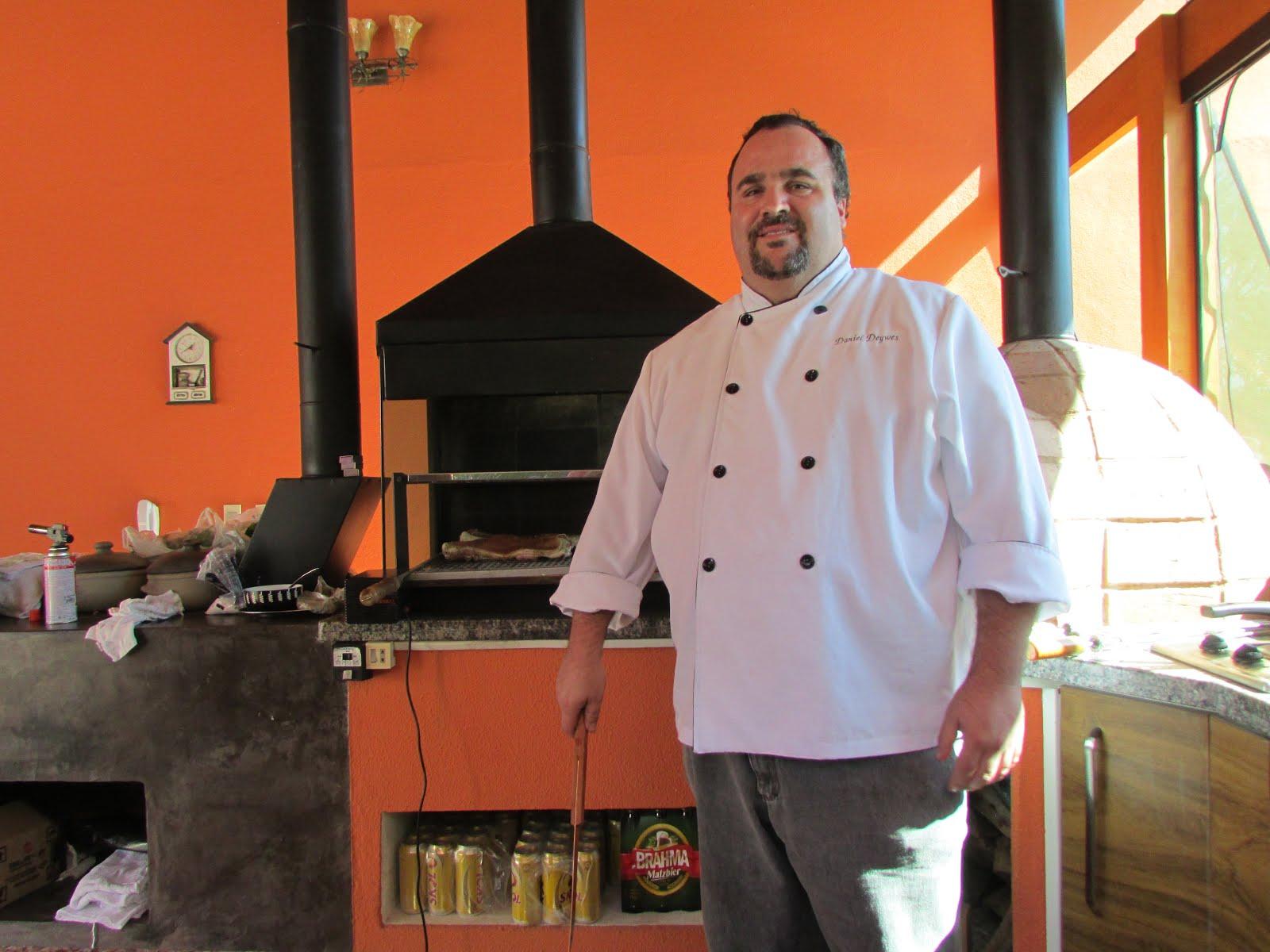 Chef Daniel Deywes