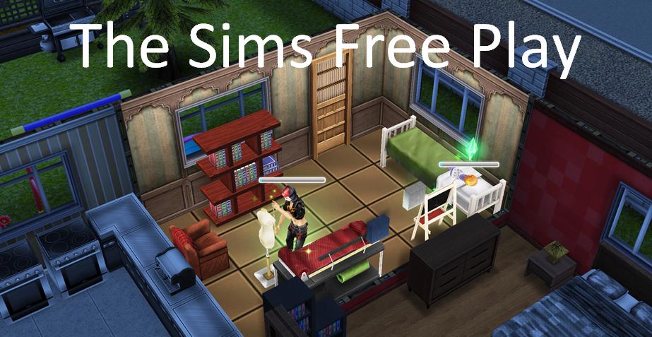 Los sims free play trucos sims for Cuartos para ninos sims 4