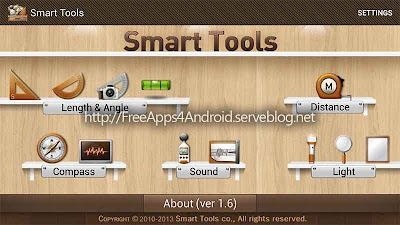 Smart Tools Free Apps 4 Android