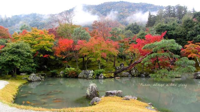 Tenryu-ji, Arashiyama