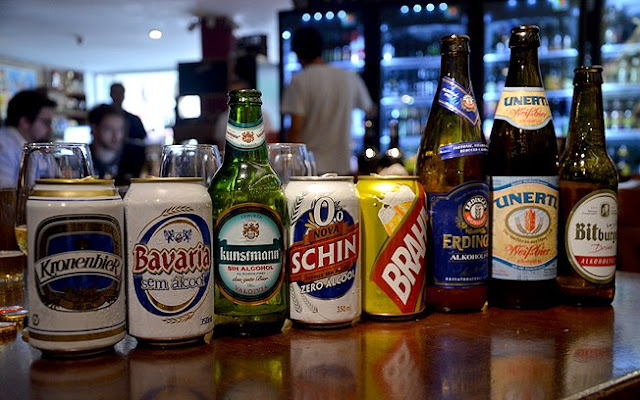 Rótulos de cervejas sem álcool devem afirmar que produto contém álcool em até 0,5%