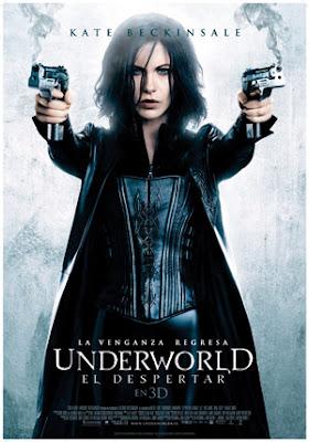 Underworld 4 (Inframundo 4: El despertar) (2012) online