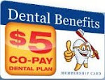 SEGURO DENTAL EN FLORIDA solo 5 copago visita al dentista