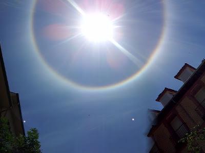 SOL (Lactosa expuesta a los rayos solares concentrados)