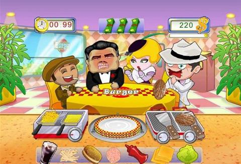 kids food games free online