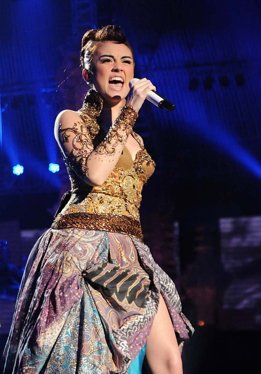 Artis Indonesia - Agnes Monica 17
