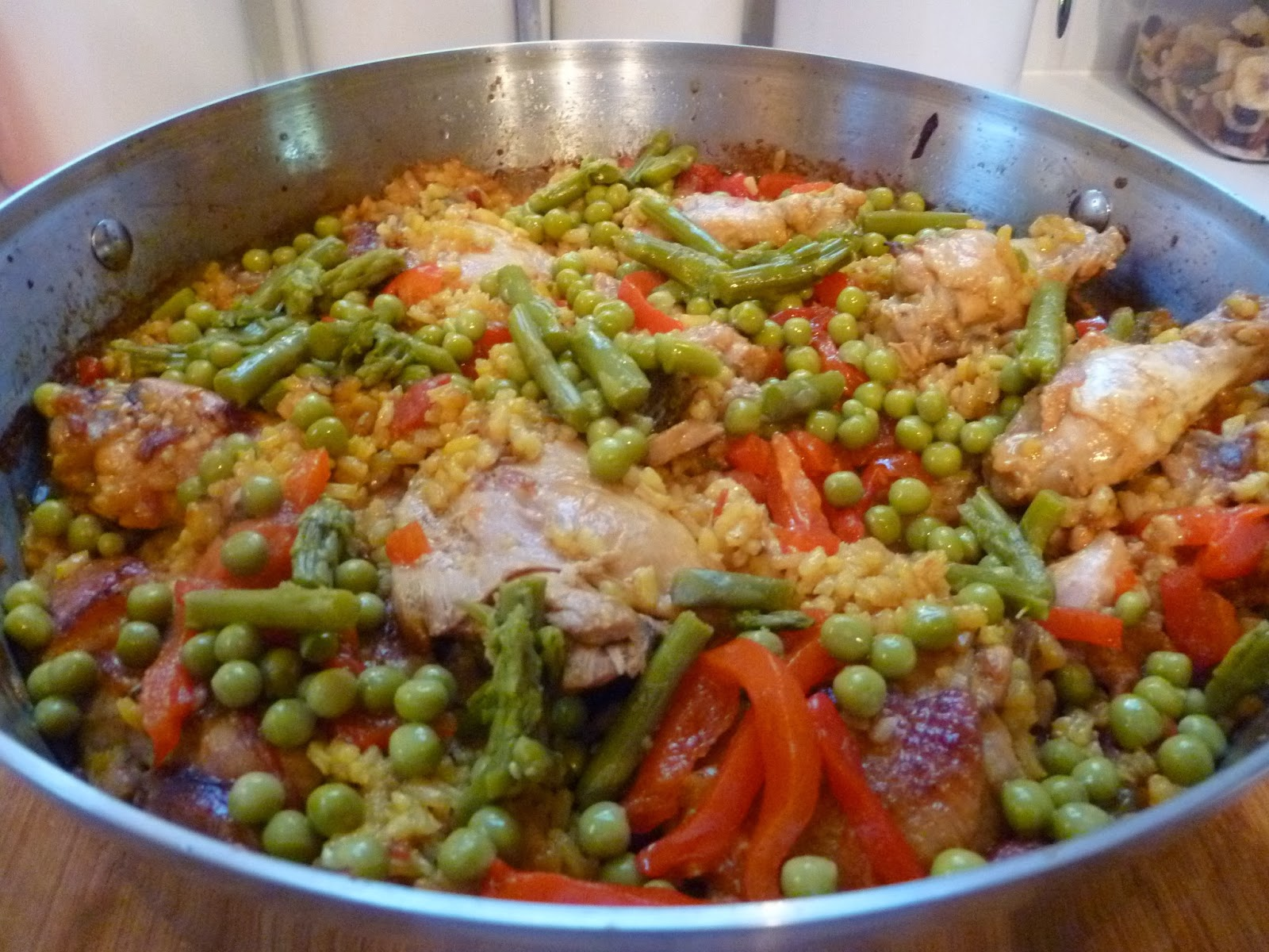 Lindaraxa: The Cuban Arroz Con Pollo