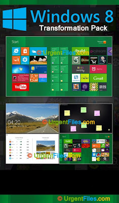 Windows 8 Transformation Pack Cover