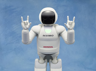 Robot-Robot Pengganti Manusia