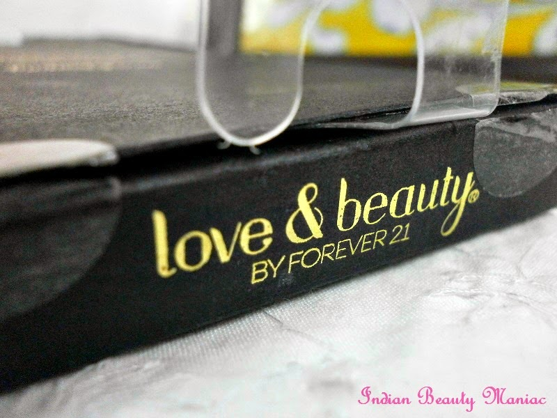 Forever 21 Love & Beauty 4 piece Eye Brush Set Review