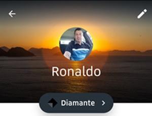 Motorista Uber Diamante - 2019