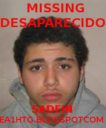 MISSING / DESAPARECIDO  Neo D'Aguanno  LONDON
