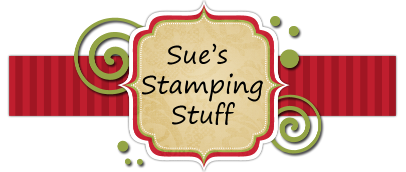 Sue&#39;s Stamping Stuff