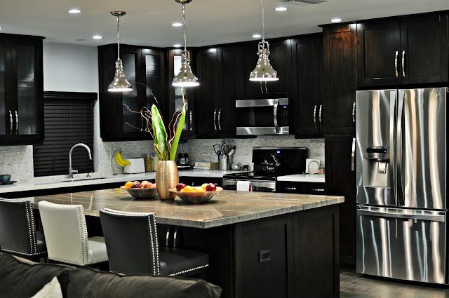 Modern Kitchen by Nicole White Designs