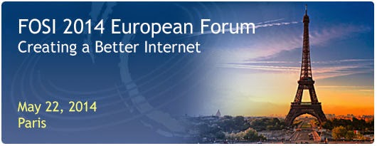 Logo of conference - FOSI 2014 European Forum