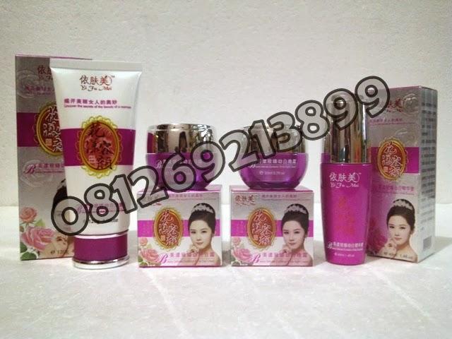 Paket Yi Fu Mei Cream Set