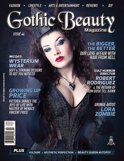 Gothic Beauty Pre-Order Issue 44