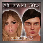 Sophistishapes Affiliate Kit