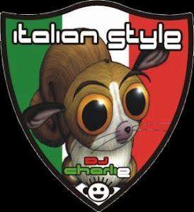 ITALIAN STYLE - BY DJ CHARLIE