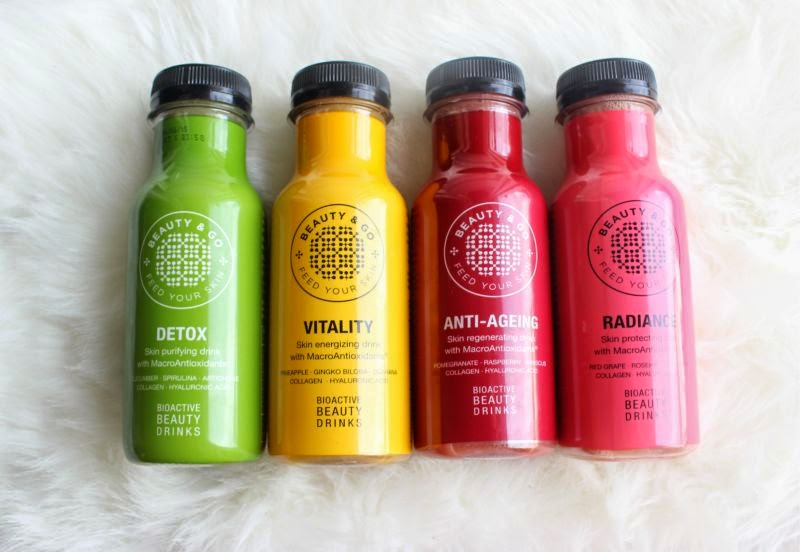 Beauty & Go Bioactive Beauty Drinks