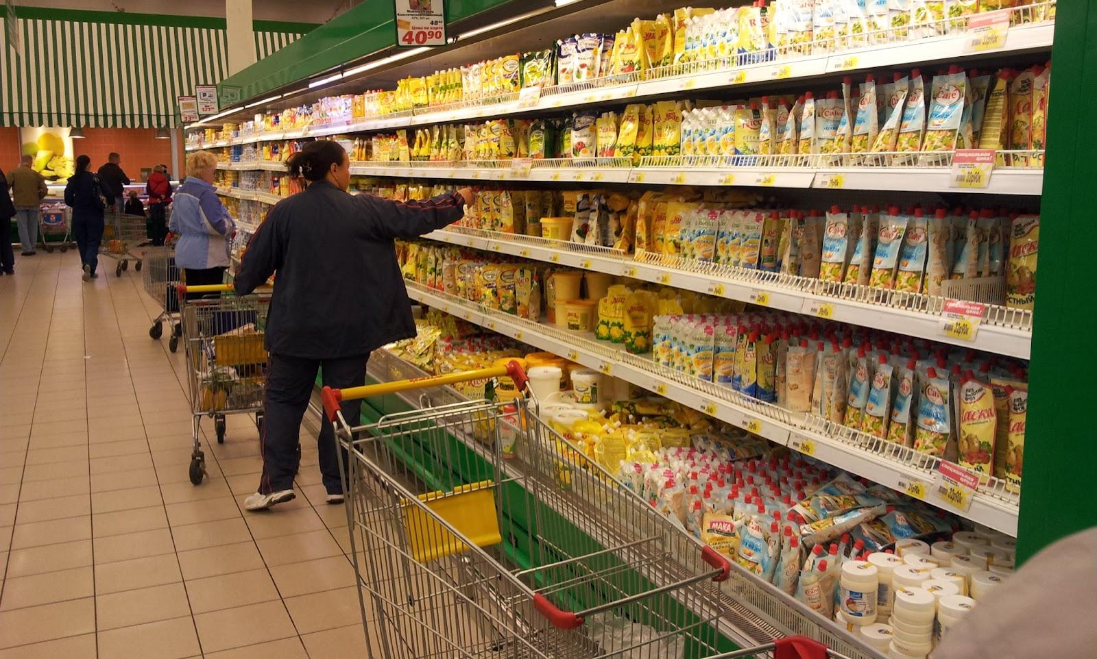 Продовольственные карточки в РФ: кто получит, как потратить, когда введут