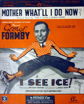 George Formby - Mother What'll I Do Now?, A.T.P. 1938