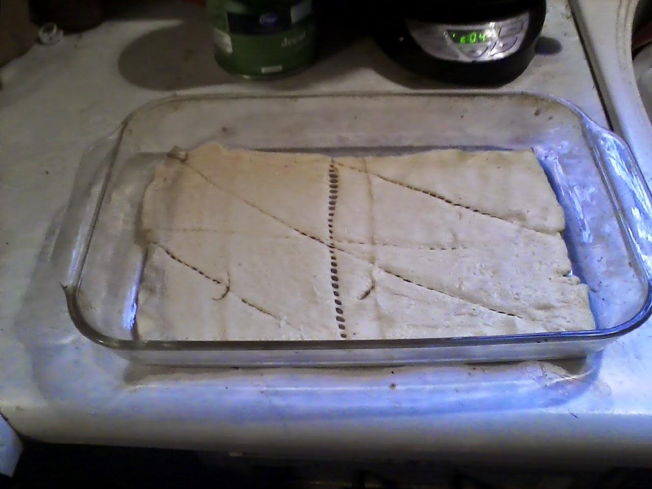 Paula Deen Coffee Cake Crescent Rolls