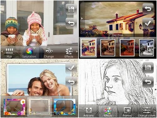 ... OS android sangat mudah mengunduh aplikasi Edit Foto Camera 360