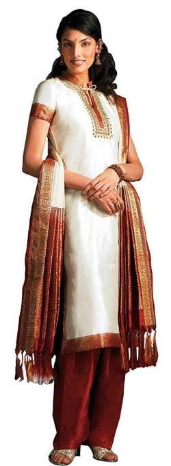 Model baju sari india modern plus contoh gambar