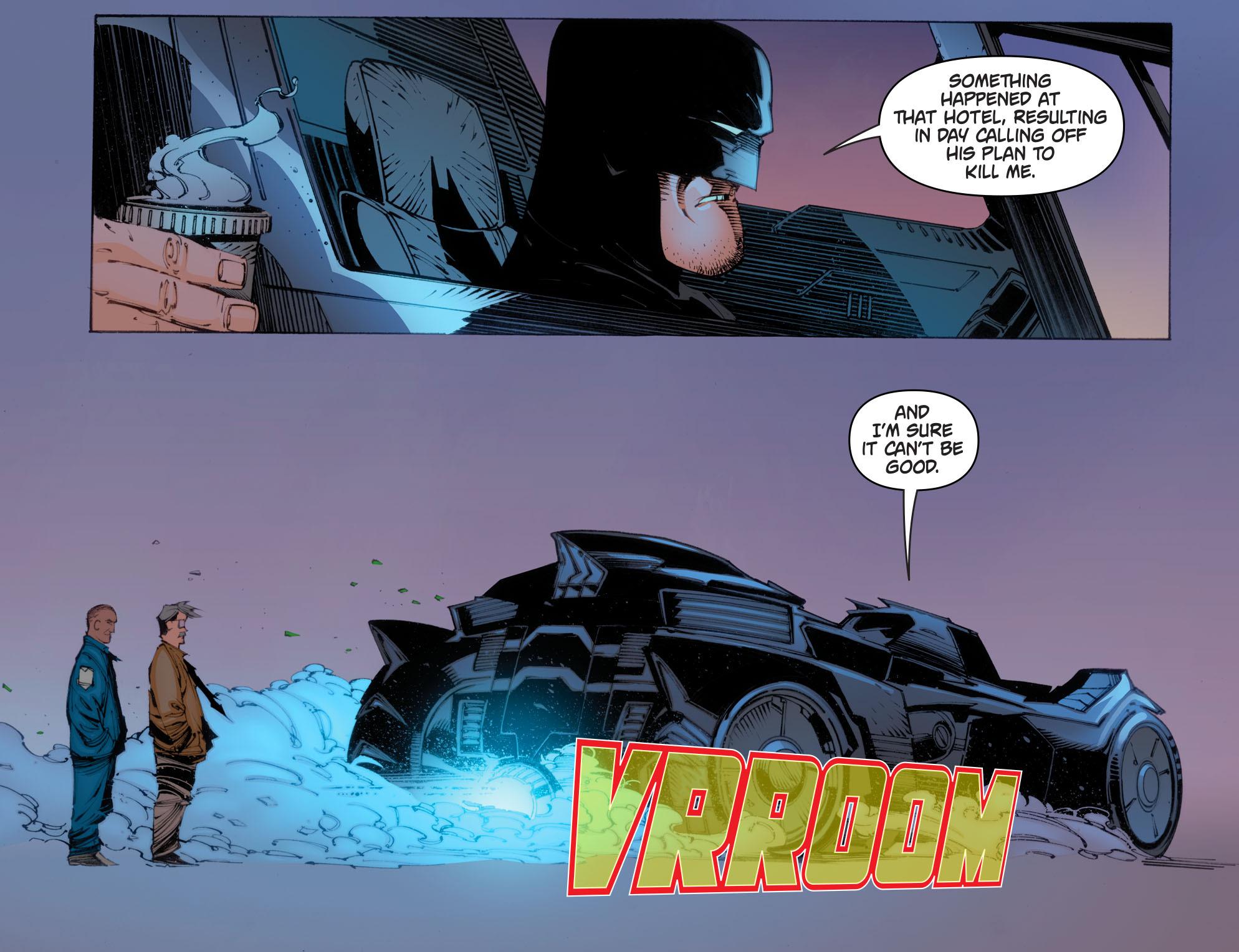 Batman: Arkham Knight [I] Issue #33 #35 - English 12