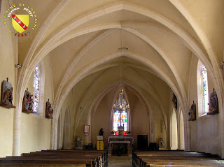 Bulligny - Église de la Nativité-de-la-Vierge