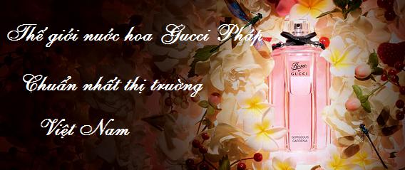 Nuoc Hoa Gucci. Nuoc Hoa Gucci Phap