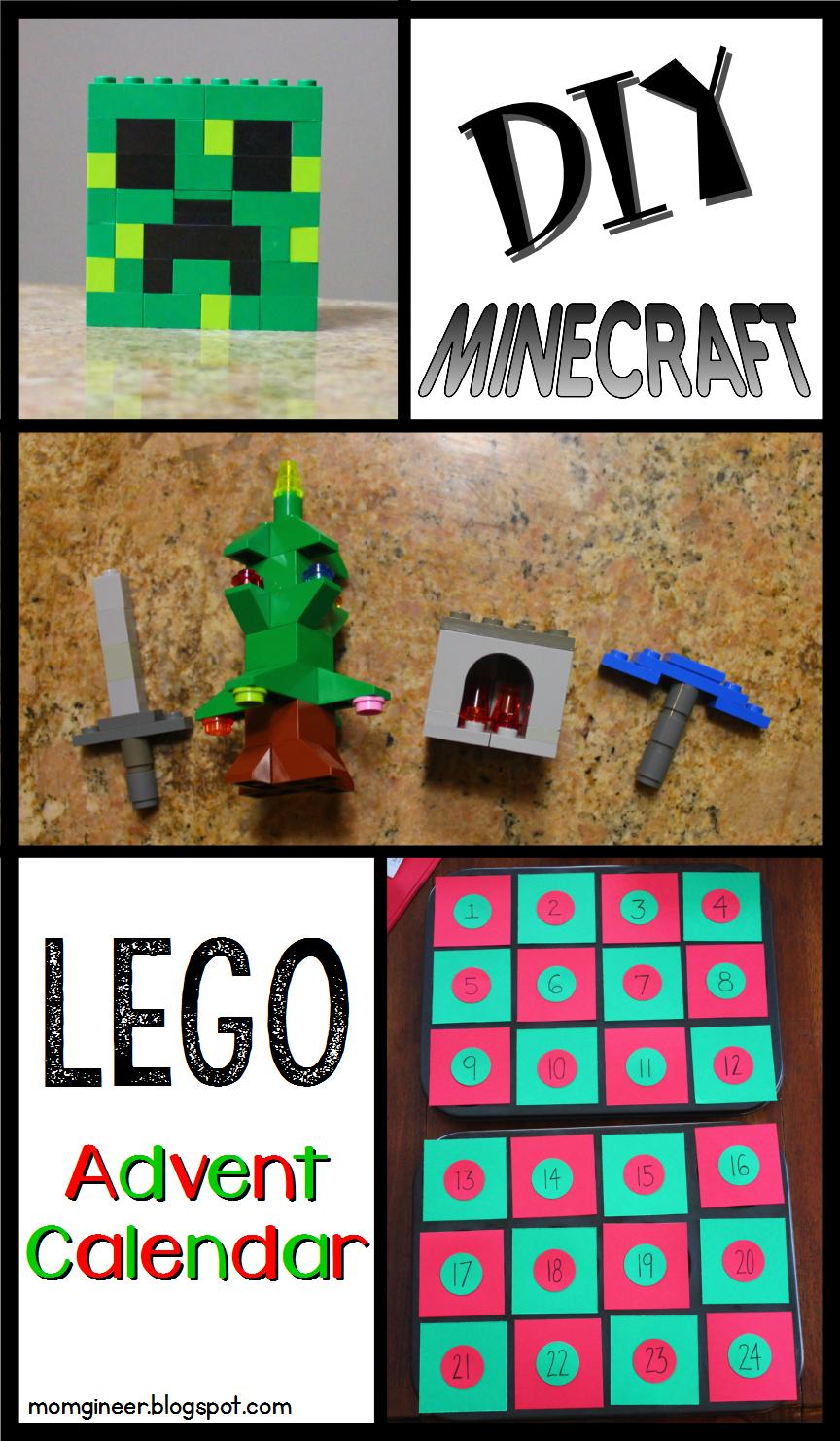 Advent Calendar Diy Template : Lego diy advent calendar search results