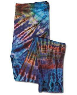Tie Dye Leggings Love